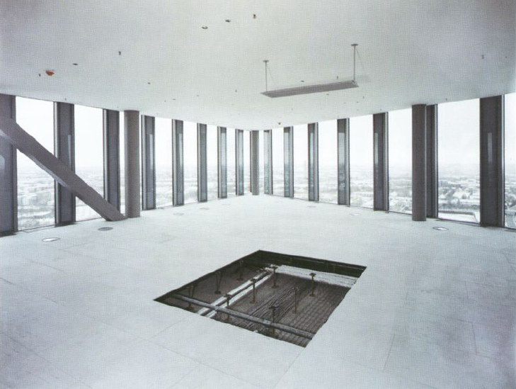 Mero Fußbodenplatten ~ Kreteam ltd